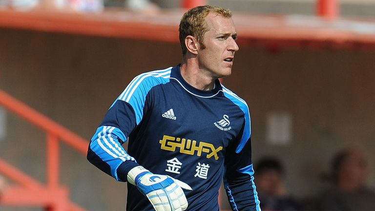 Gerhard Tremmel: Says he hopes to emulate Asmir Begovic's goalscoring exploits