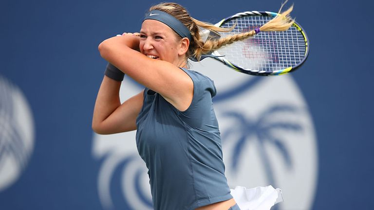Victoria Azarenka: Highly motivated to do well at Flushing Meadows