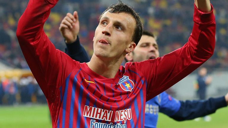Vlad Chiriches: Expected to play his final game for Steaua on Tuesday
