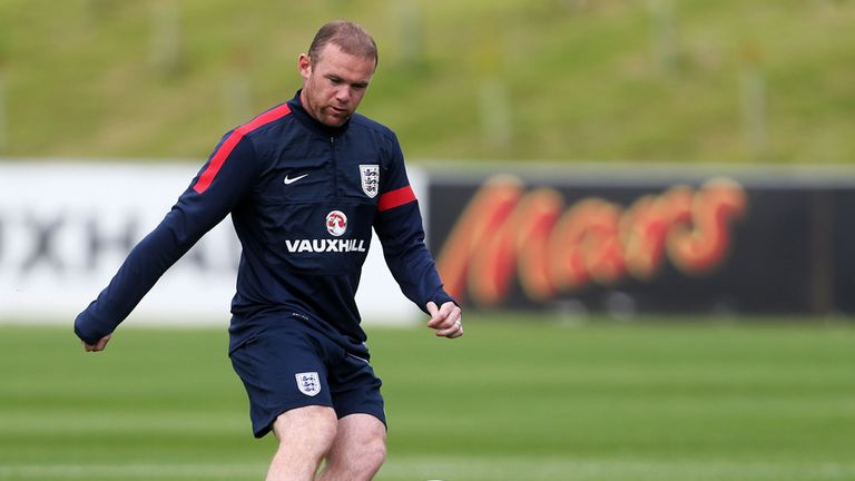 Wayne Rooney: Ready to play against Scotland, insists Steven Gerrard