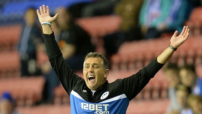 Owen Coyle: Wants more from defenders