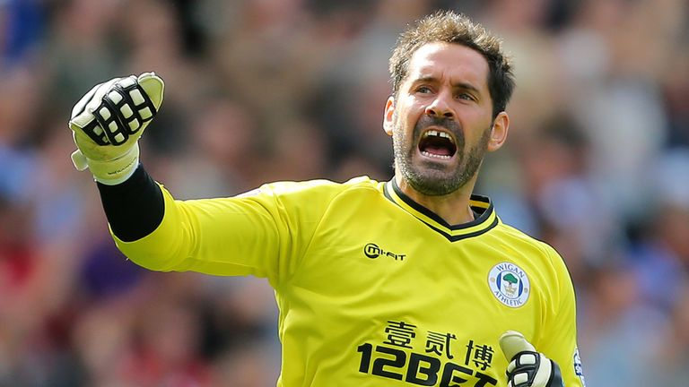 Scott Carson: Dreaming of Wembley glory