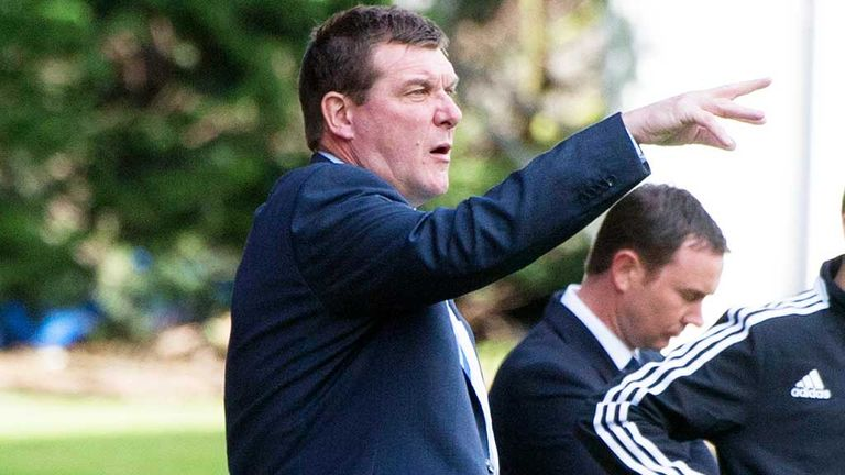 Tommy Wright believes St Johnstone display against Ross County was the best in almost two years