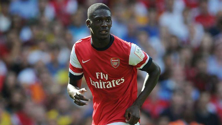 Yaya Sanogo: Admits he needs to toughen up