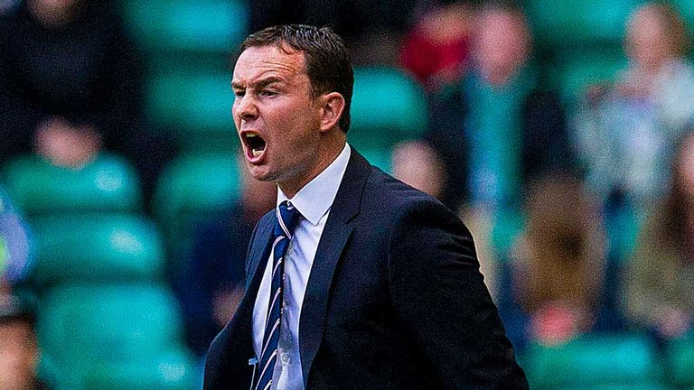 Derek Adams: Thought his side had forced extra-time