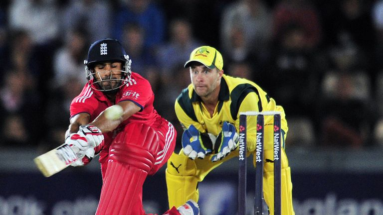 Ravi Bopara: Bowled for the first time in seven weeks