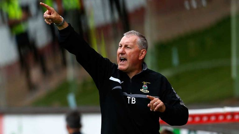 Terry Butcher: Flying start for his Inverness side