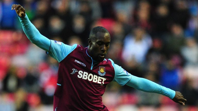 Carlton Cole: Has been training with West Ham in the hope of earning a new deal