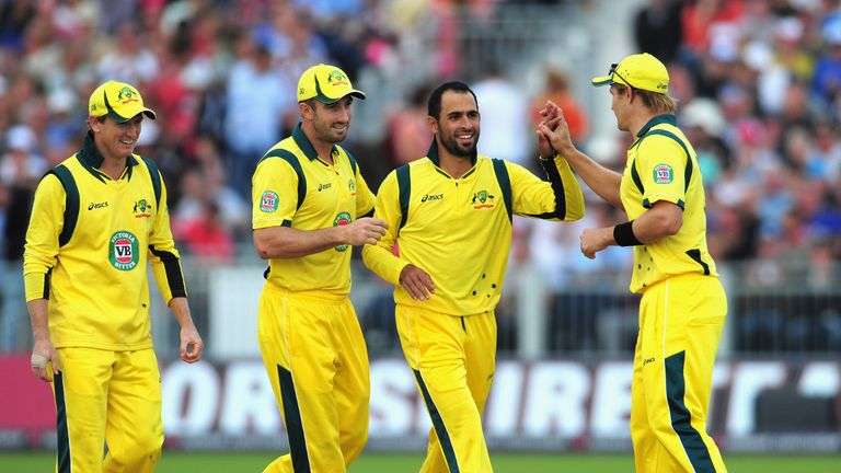 Fawad Ahmed: Given permission to wear kit without sponsor's logo