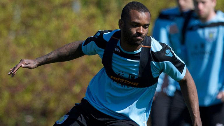 Darren Bent: Set to end his frustration at Villa Park