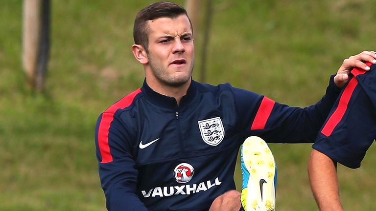 Jack Wilshere: In England squad ahead of World Cup qualifiers next month