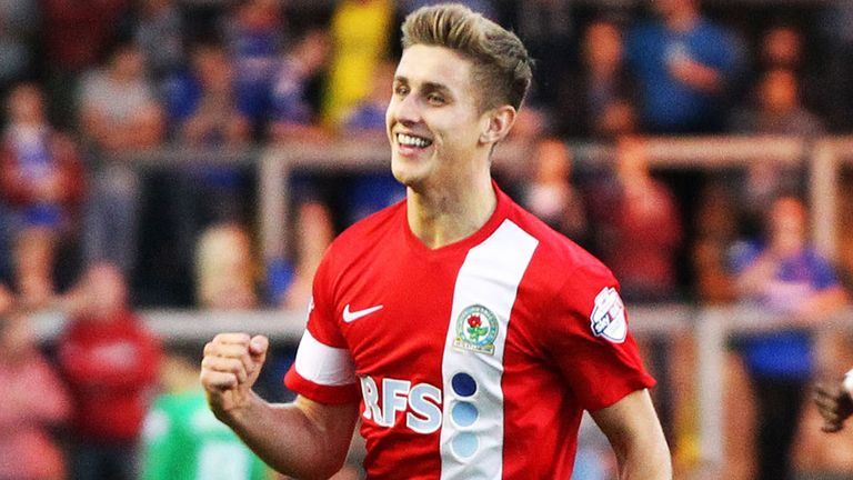 Tom Cairney: Has impressed during loan spell at Blackburn