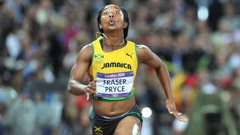 Fraser-Pryce: Victorious in Moscow