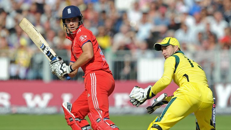 Alex Hales: England batsmen moves to top of T20 world rankings