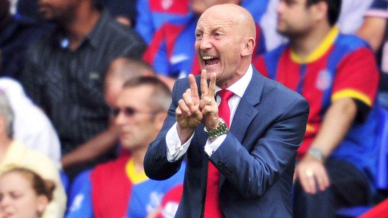 Ian Holloway: Crystal Palace boss faces two charges from FA