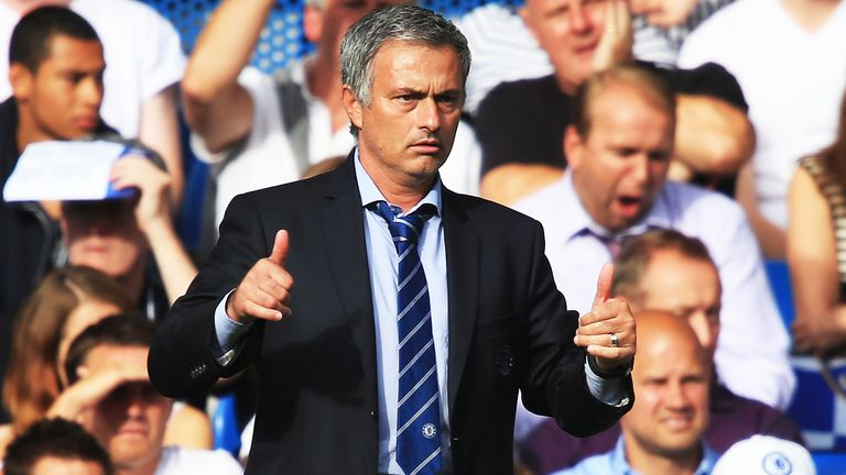 Jose Mourinho: Admits to having 'doubts in some positions'