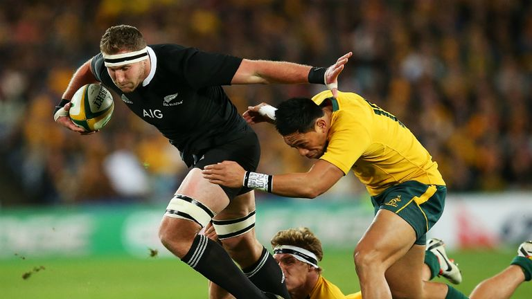 Kieran Read: Braced for battle with the Springboks