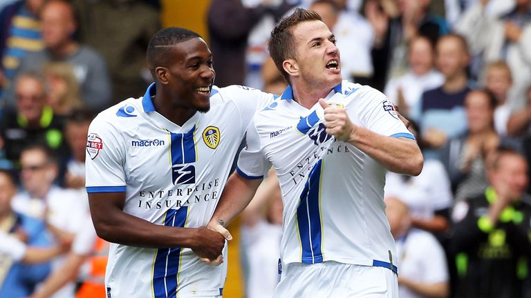 Ross McCormack: Netted the opener for Leeds United