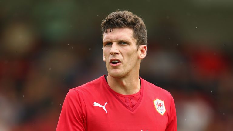 Mark Hudson: Joins Huddersfield on deadline day