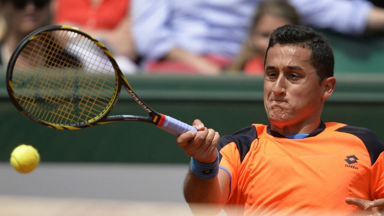 Nicolas Almagro: A two-time winner of the Valencia Open