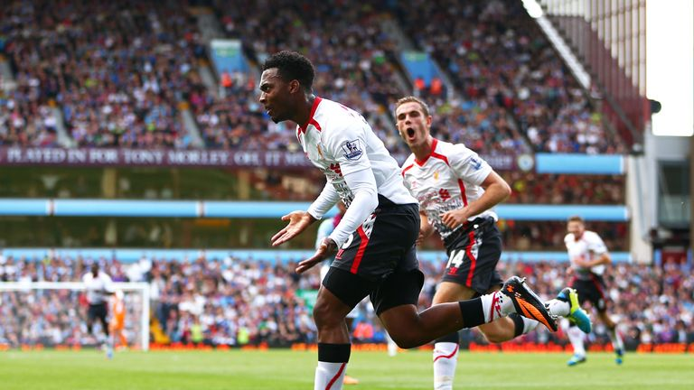Daniel Sturridge: Has netted winning goals in back-to-back games for Liverpool