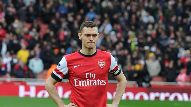 Thomas Vermaelen: Confident Arsenal can keep SAS at bay