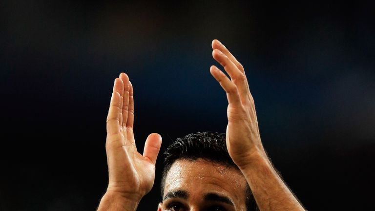 Adil Rami: Suspended by Valencia