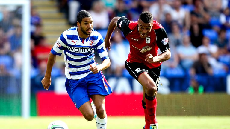 Jobi McAnuff: Scored a brace in Reading win