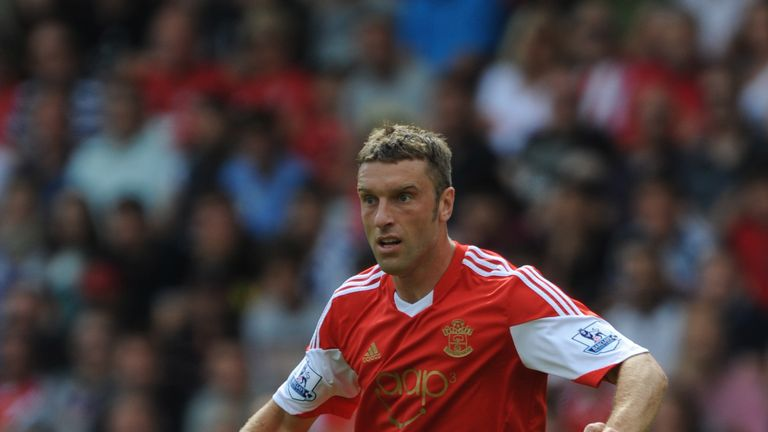 Rickie Lambert: Has had a fairytail week for England and Southampton