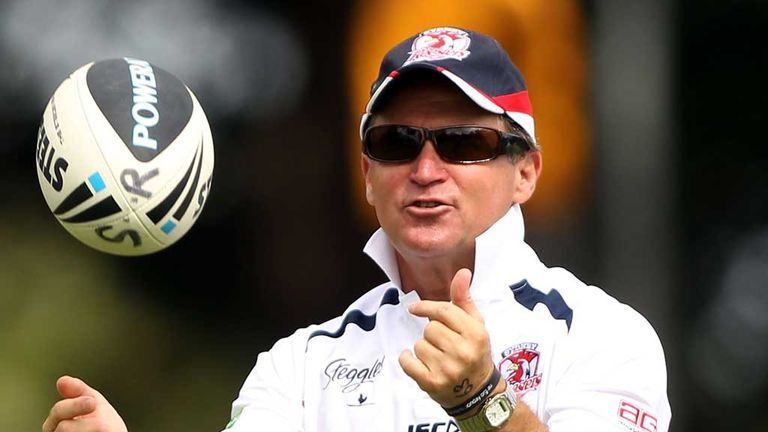 Brian Smith: Aussie coach taking charge of the Tomahawks