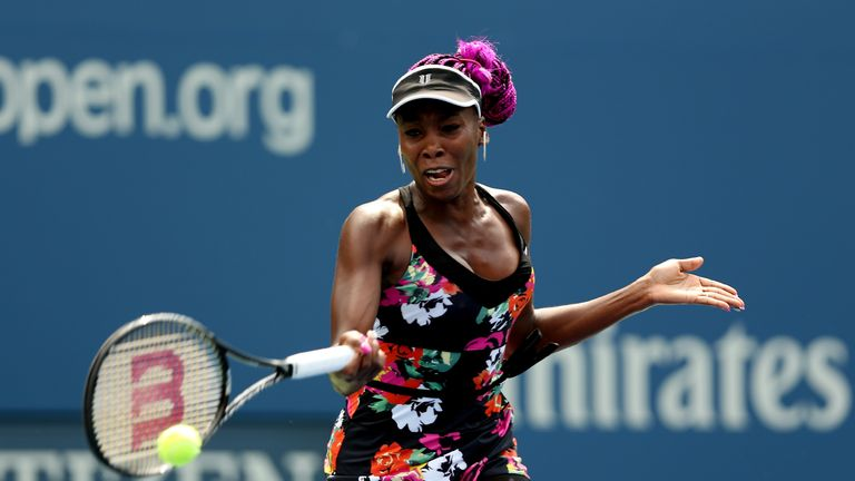 Venus Williams: Was not expected to put in such a strong performance