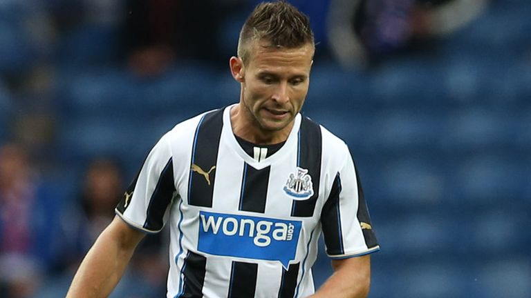 Yohan Cabaye: Expected to make his first appearance of the season