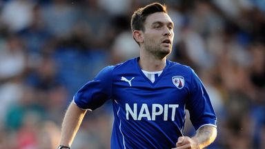Jay O'Shea: Extends Spireites stay
