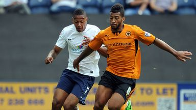 David Davis: Close to move away from Wolves