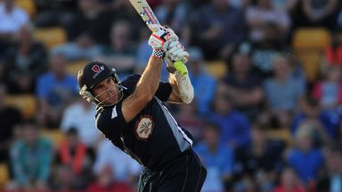Kyle Coetzer: Made a valuable 90 as Northants triumphed