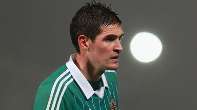 Kyle Lafferty: Happy to be back in English football