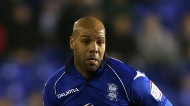 Marlon King: Leaves Sheffield United