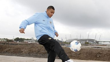 Reece Wabara: Leaving Manchester City after cancelling contract