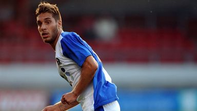 Ruben Rochina: Blackburn striker heading back to Spain on loan