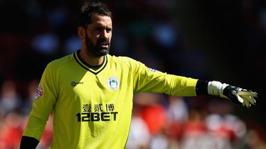 Scott Carson: Saved a penalty against Bournemouth