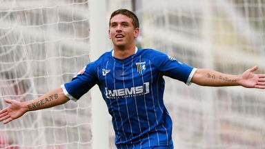 Cody McDonald: Rescued a point for Gillingham