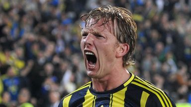 Dirk Kuyt: Withdraws from Holland squad