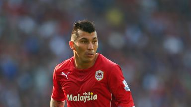Gary Medel: Set for a spell on the sidelines after tearing a muscle against Wigan