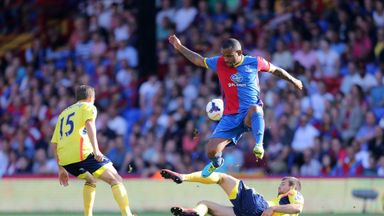 Jason Puncheon: Caught the eye during a lively showing against Sunderland