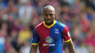 Danny Gabbidon: Will leave Selhurst Park this summer