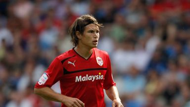 Etien Velikonja: Hoping for Cardiff chance