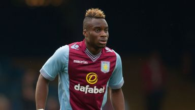 Yacouba Sylla: Aston Villa midfielder wants to go out on loan
