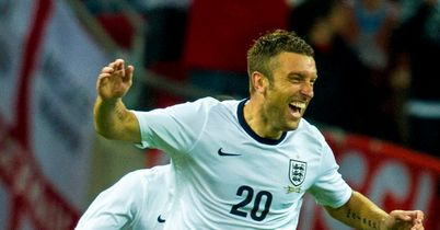 Rickie Lambert: Netted on his England debut