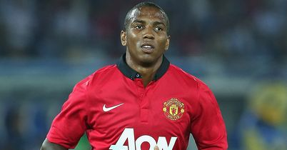Ashley Young: Won Manchester United a penalty against Palace