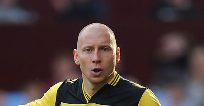 Brad Guzan: Flattered by transfer links